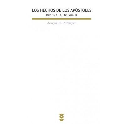 Los Hechos de los apóstoles, I (Hech 1-8)