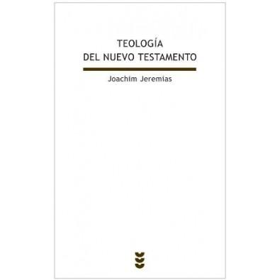 Teología del Nuevo Testamento. La predicación de Jesús