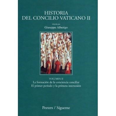 Historia del Concilio Vaticano II, II