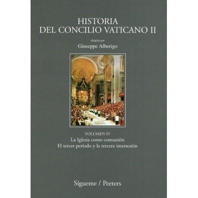 Historia del Concilio Vaticano II, IV