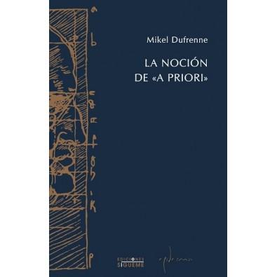 La noción de «a priori»
