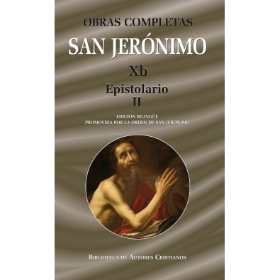 San Jerónimo. Obras completas Xb. Epistolario II (Cartas 86-154**)