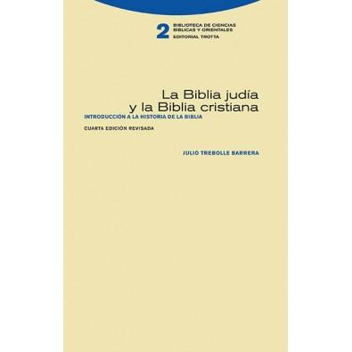 La Biblia judía y la Biblia cristiana