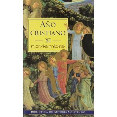 Año cristiano. XI: Noviembre