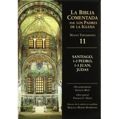 Santiago, 1-2 Pedro, 1-3 Juan, Judas
