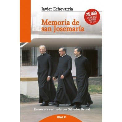 Memoria de san Josemaría