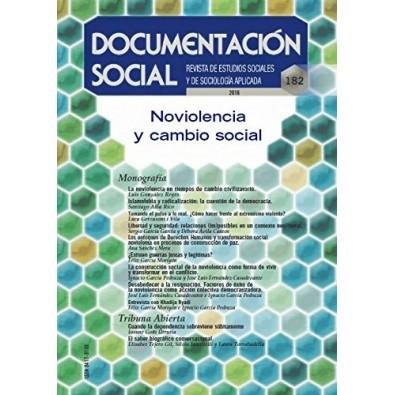 Noviolencia y cambio social. Documentación social nº 182