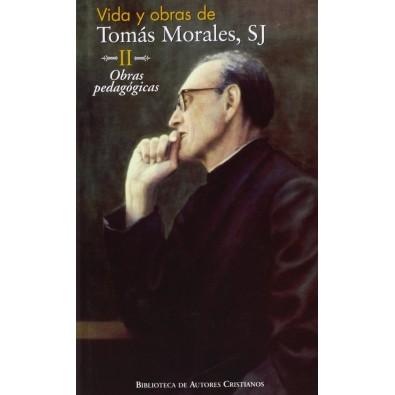 Vida y obras de Tomás Morales, SJ. II: Obras pedagógicas