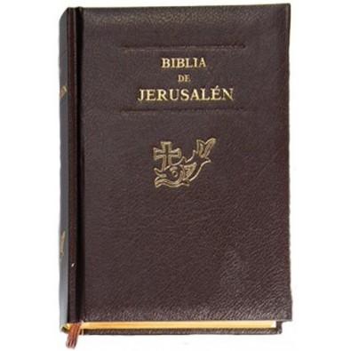 Biblia de Jerusalén. Bolsillo. Modelo 2