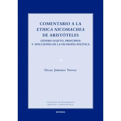 Comentario a la Ethica Nicomachea de Aristóteles
