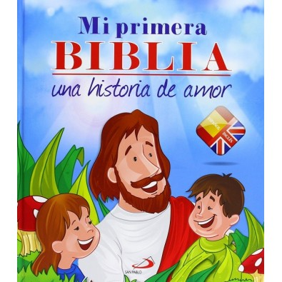 Mi primera Biblia (bilingüe)