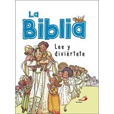 La Biblia. Lee y diviértete