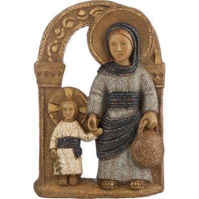 Virgen con niño de Nazaret