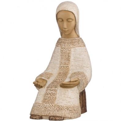Virgen Paysanne blanco