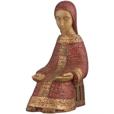 Virgen Paysanne rojo