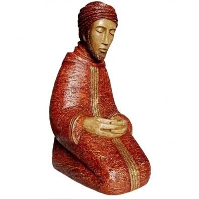 San José 27 cm. rojo