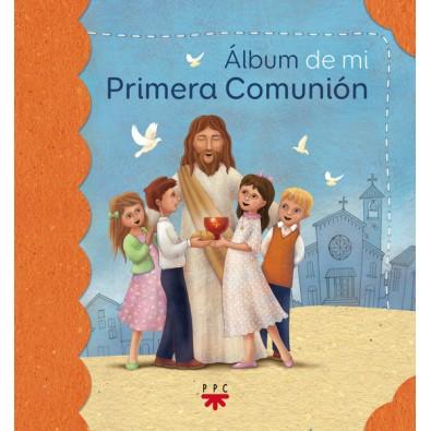 Album de mi Primera Comunión