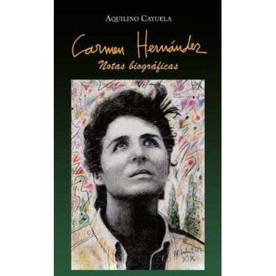 Carmen Hernández. Notas biográficas