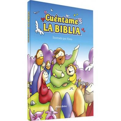 Cuéntame la Biblia (edición rústica)