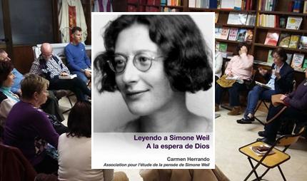 Grupo Márgenes Seminario sobre Simone Weil